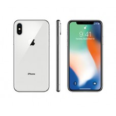 iPhone X Unlocked Silver 256gb - Avon