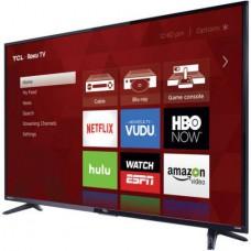 """TCL 55US57 55"""" 4K Ultra HD 2160p 120Hz Roku Smart LED HDTV - Avon"""